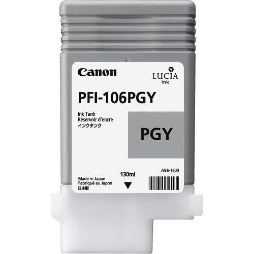 Canon 6631B001 PFI106 Photo Grey 130ml