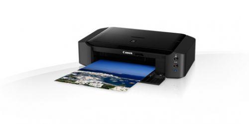 Canon Pixma iP8750 Inkjet Photo Printer Black 8746B008 Inkjet Printer CO99218