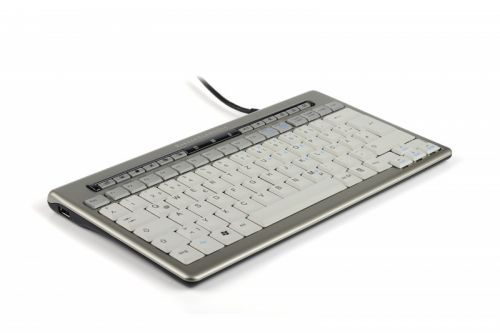 Bakker Elkhuizen S-board 840 Design USB Keyboard (UK) BNES840DUK