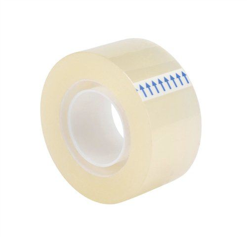 ValueX Clear Easy Tear Tape 18mmx33m (Pack 8)