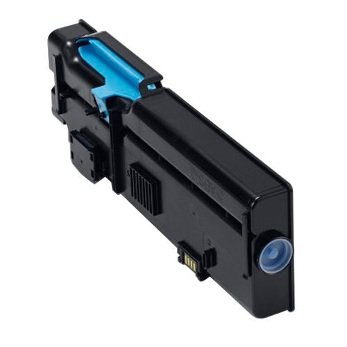 Dell 593-BBBT Cyan Standard Capacity Toner Cartridge 4k pages for 4000-Page - TW3NN