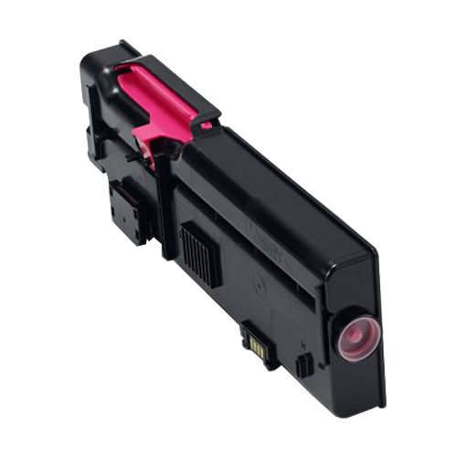 Dell 593-BBBS Magenta Standard Capacity Toner Cartridge 4k pages for 4000-Page - V4TG6