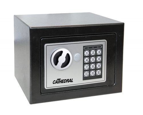 ValueX Cathedral Safe Electronic Lock Black