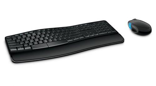 Microsoft Sculpt Comfort Desktop L3V-00006 by Microsoft, MSF59594