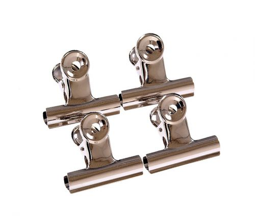 ValueX Spring Clip Nickel Plated 76mm (Pack 10)