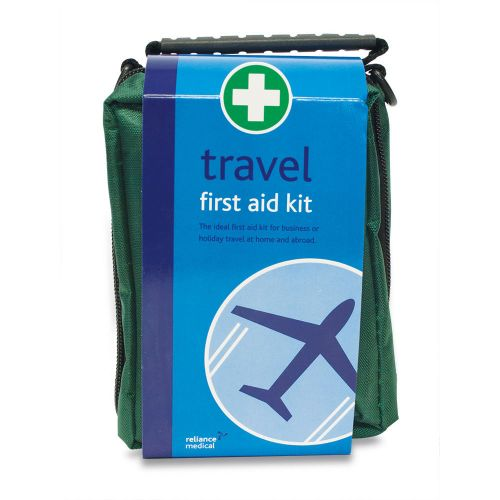 Reliance Medical Travel First Aid Kit in Helsinki Bag