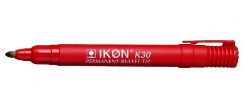 Langstane Ikon K30 Perm Bullet Mkr Red - SINGLE