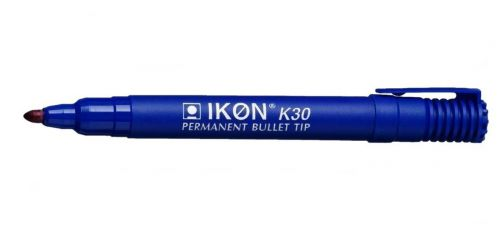 Langstane Ikon K30 Perm Bullet Mkr Blue - SINGLE