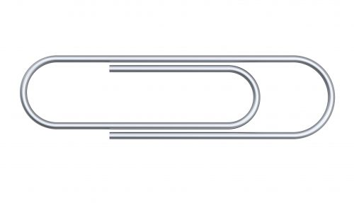 ValueX 32mm Large Plain Paperclips (Tub 250)
