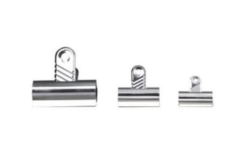 ValueX Letter Clip 30mm Silver (Pack 10)