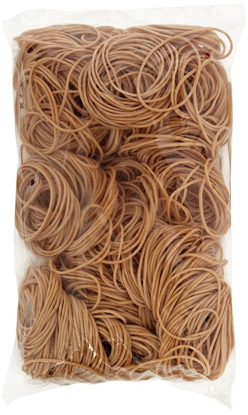 Value Rubber Bands (No 24) 1.5mmx150mm 454g