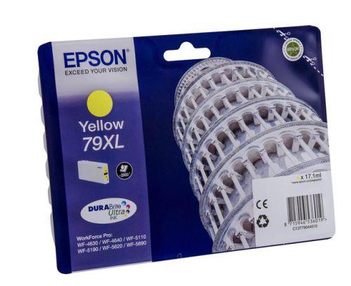 Epson C13T79044010 79XL Yellow Ink 17ml