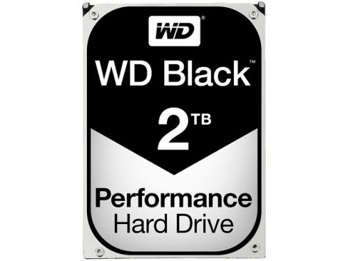 WD Black 2TB 3.5 Inch Desktop Drive
