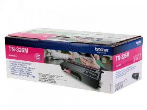 OEM Brother TN-326M Magenta 3500 Pages Original Toner