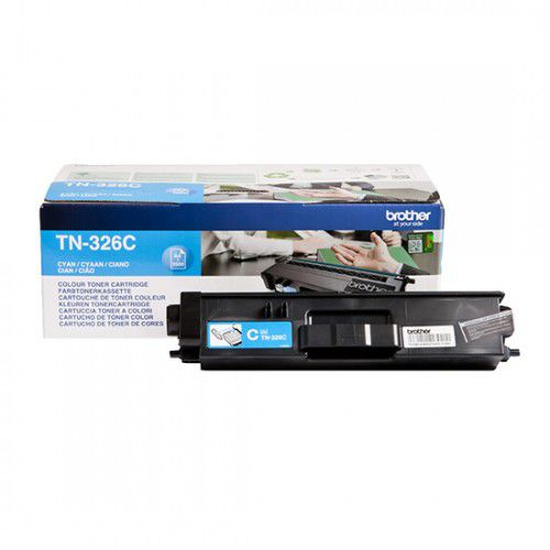 Brother TN326C Cyan Toner 3.5K