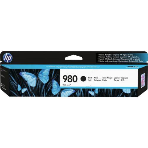 HP D8J10A 980 Black Ink 204ml