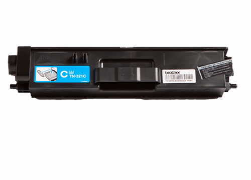 OEM Brother TN-321C Cyan 1500 Pages Original Toner