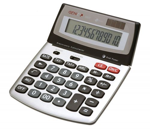ValueX 560T 12-Digit Desktop Calculator
