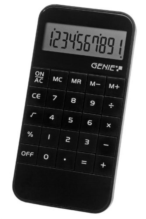 Value Genie 40 B 10-digit pocket calculator 12121