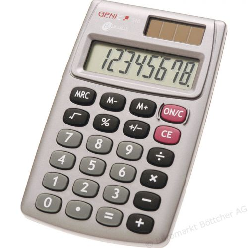 ValueX 510 8-Digit Pocket Calculator