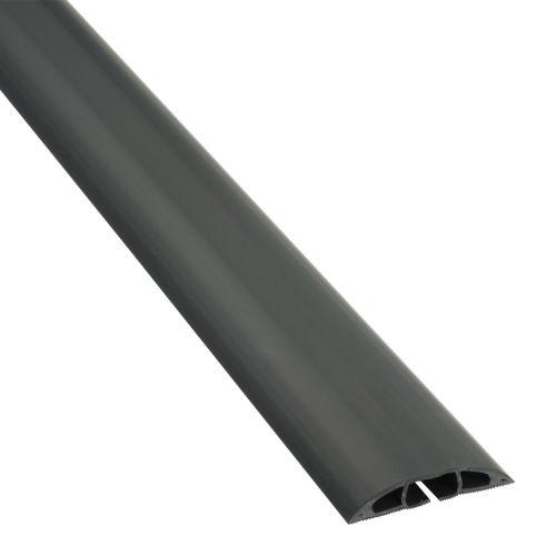 D-Line Light Duty Cable Cover 1.8m Black
