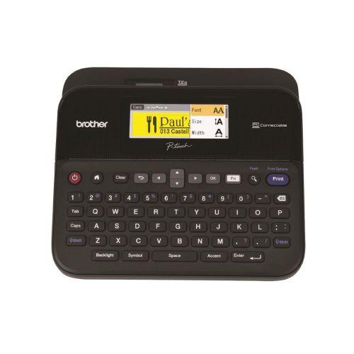 Brother P-Touch Desktop Labelling Machine PT-D600VP