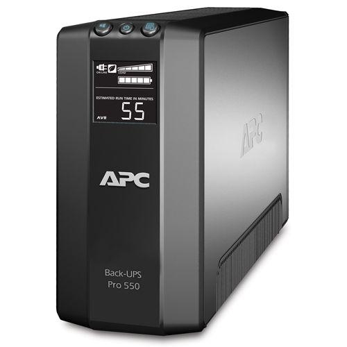 APC UPS RS LCD 550 Master Control