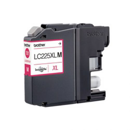 Brother LC225XLM Magenta Ink 12ml