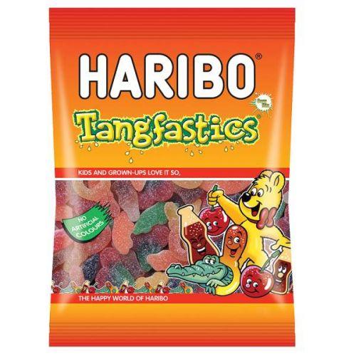 Haribo Tangfastics Sweets 160g Bag