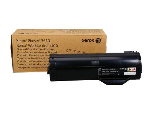 Xerox 106R02720 Black Toner 5.9K