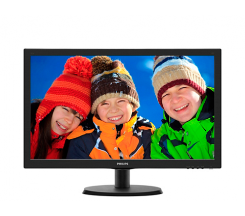 Philips 21.5 inch LCD Monitor LED