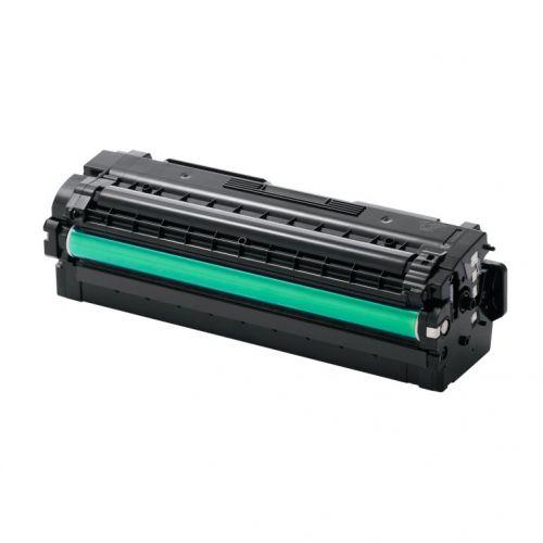 Samsung CLTK505L Black Toner Cartridge 6K pages - SU168A