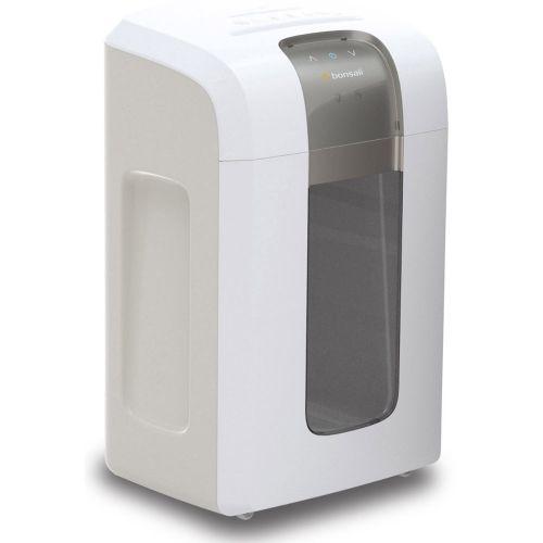 Bonsaii 4S30 Micro Cut Shredder 30 Litre 10 Sheet White