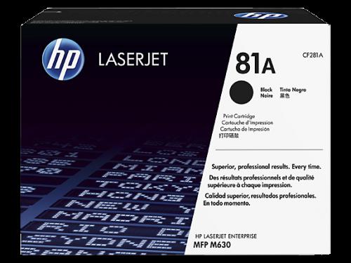 OEM HP CF281A Black 10500 Pages Original Toner