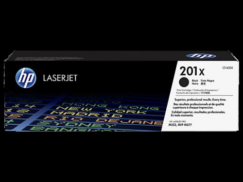 HP CF400X 201X Black Toner 2.8K