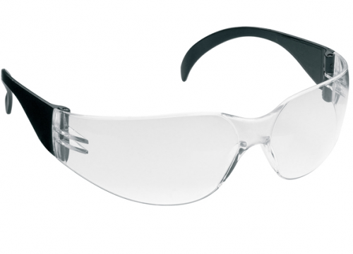 JSP M9400 Wraplite Safety Spectacles Single Lens Wraparound Clear Ref ASA718-161-10
