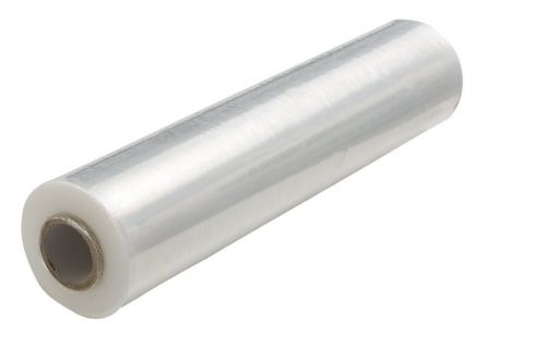 LSM Stretchwrap 17mu 400mm x 300m Clear (Single Roll)