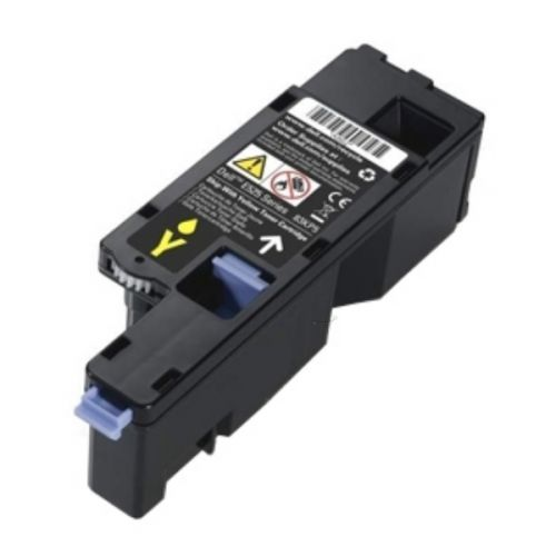 Dell 593-BBLV Yellow Standard Capacity Toner Cartridge 1.4k pages for E525W - 3581G