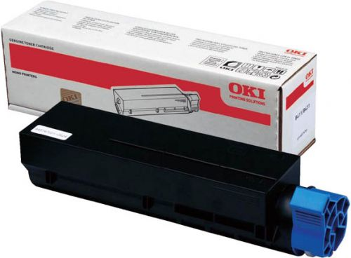 OEM OKI 45807102 Black 3000 Pages Original Toner