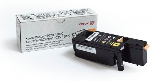 OEM Xerox 106R02758 Yellow 1000 Pages Original Toner
