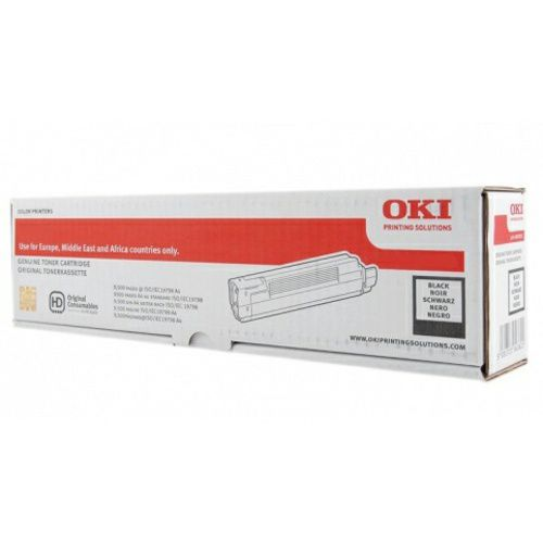 OKI 45862840 Black Toner 7K