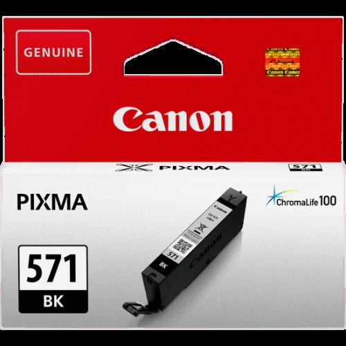Canon 0385C001 CLI571 Black Ink 7ml