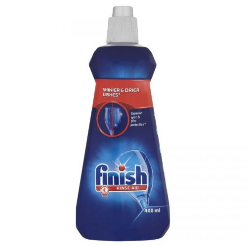 Finish Shine & Dry Rinse Aid 400ml