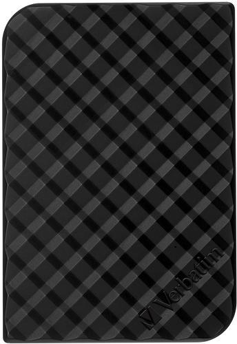 Verbatim Store n Go Gen 2 Portable HDD 1TB Black 53194