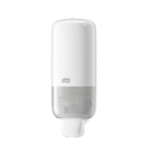 Tork 561500 S4 Foam Soap Dispenser White