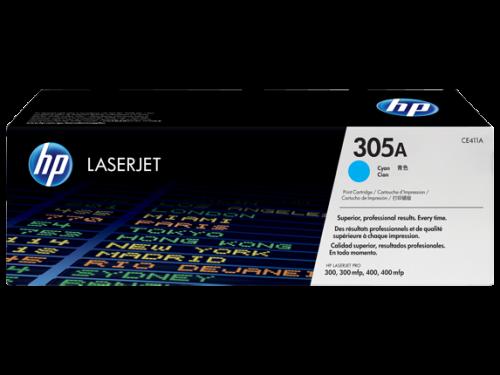 OEM HP CF411A Cyan 2300 Pages Original Toner