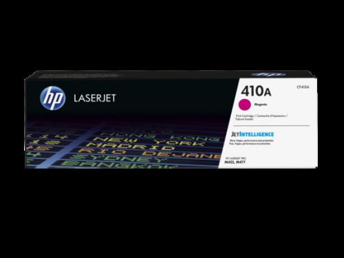 HP 410A Magenta Standard Capacity Toner Cartridge 2.3K pages for HP Color LaserJet Pro M377/M452/M477 - CF413A