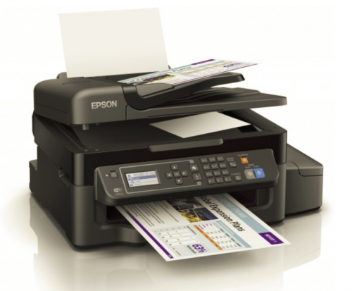 Epson EcoTank ET-4500 Multifunction Printer with Refillable Ink Tank 2 years of Ink included Inkjet Printer HW1977
