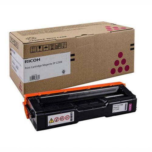 Ricoh C252E Magenta Standard Capacity Toner Cartridge 1.6k pages - for SPC250E - 407545