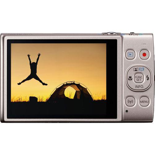Canon IXUS 285 Digital Camera Silver 1079C007 Compact Digital Cameras CO63441